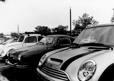Mini, Ghia, Beetle