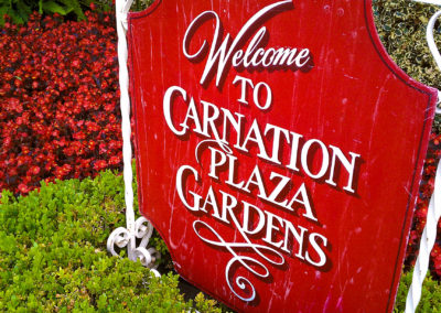 Welcome to Carnation Plaza Gardens